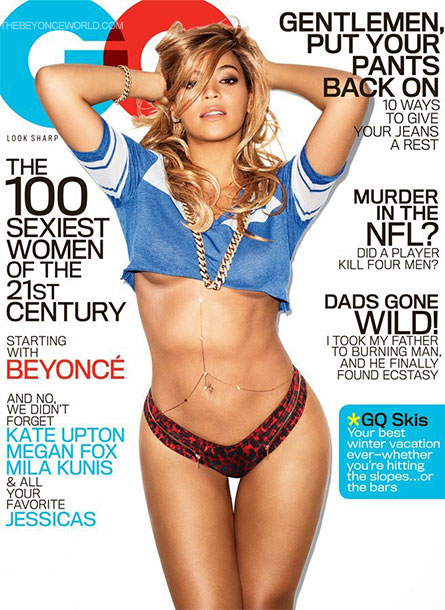 beyoncegqcover